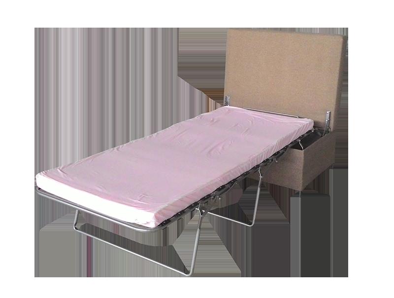 Puff modelo puf cama for Sofa cama para dos personas