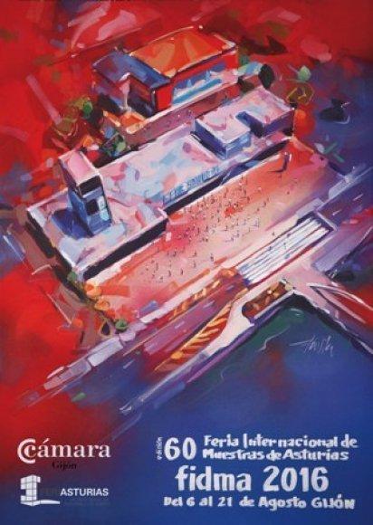 OKSofás en FIDMA 2016