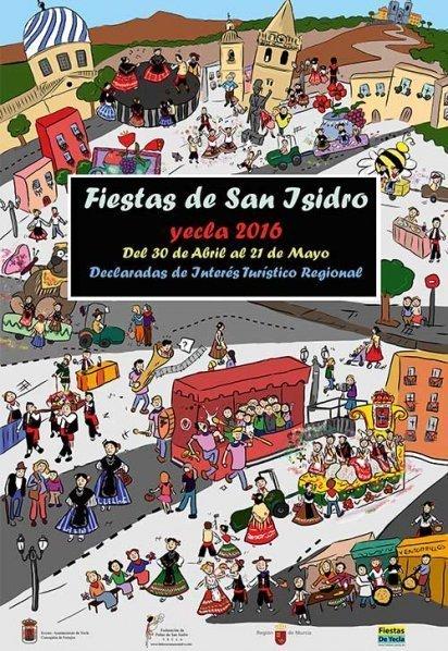 OKSofás en las Fiestas de San Isidro en Yecla