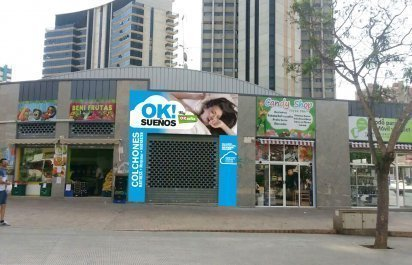 OKSueños abre nueva tienda en Benidorm