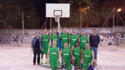 Ya tenemos equipo de baloncesto !!