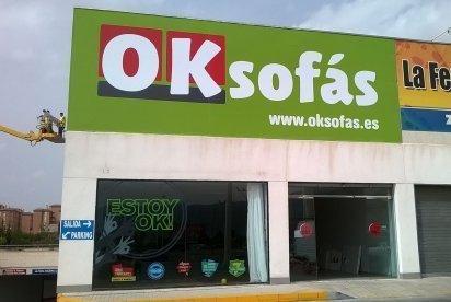 ¡OKSofás abre nueva tienda en Murcia!