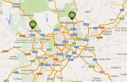 Próximas aperturas en Madrid