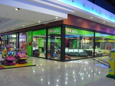 Inauguración de la nueva tienda de Ecija
