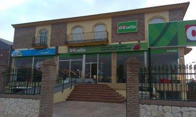 Nueva tienda OKSofás en vélez-málaga