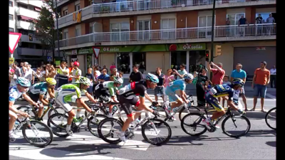 La Vuelta Ciclista llega a OKSofas