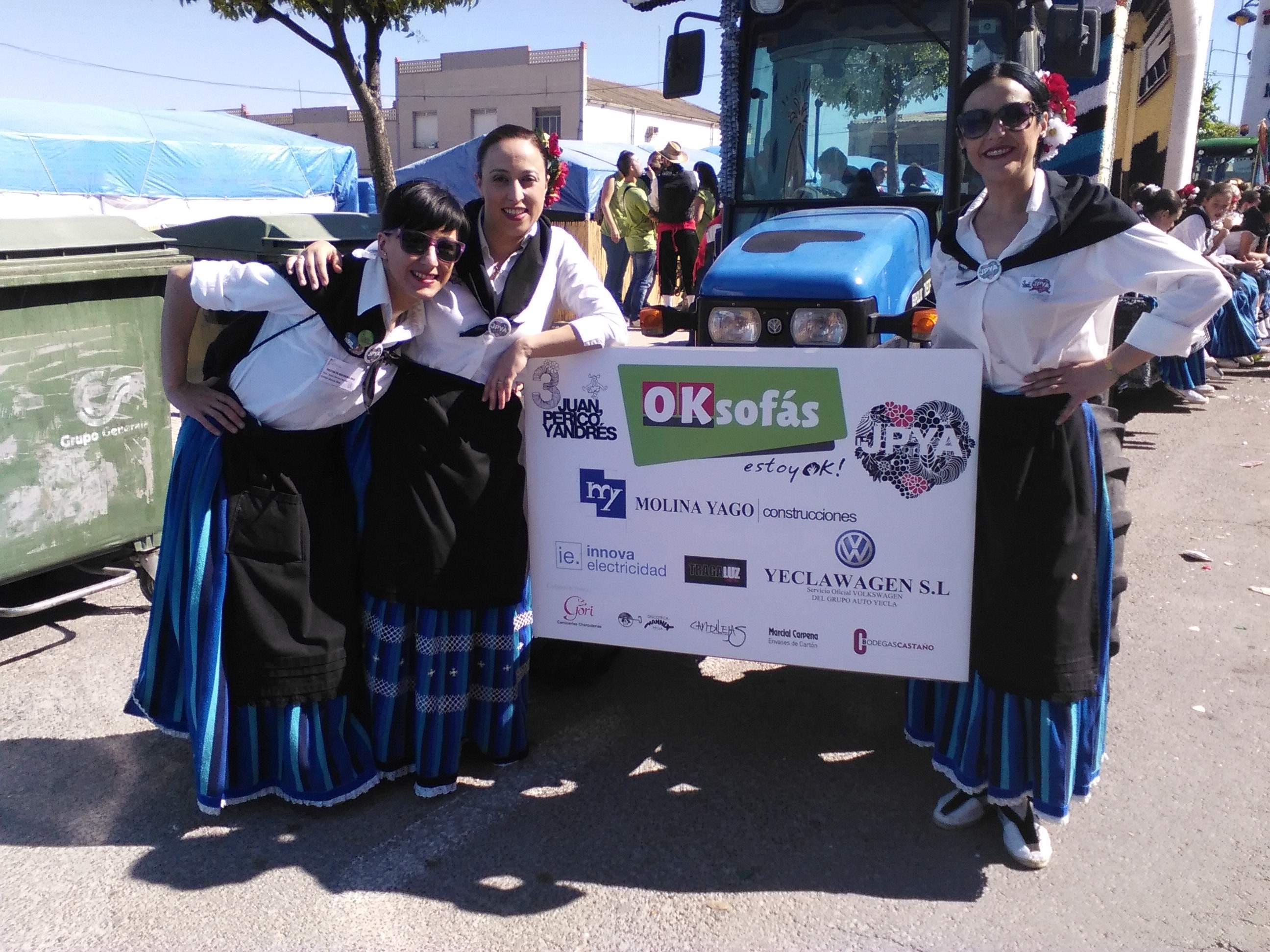 Terminan las Fiestas de San Isidro de Yecla 2015