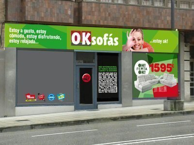 Próxima inauguración en Oviedo