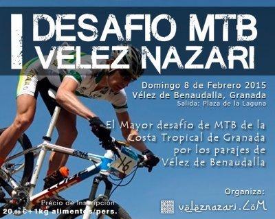 OKSofás con el I Desafío MTB Vélez Nazarí
