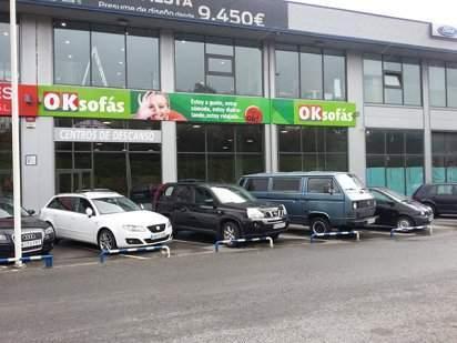 ¡OKSofás abre nueva tienda en Galdakao!