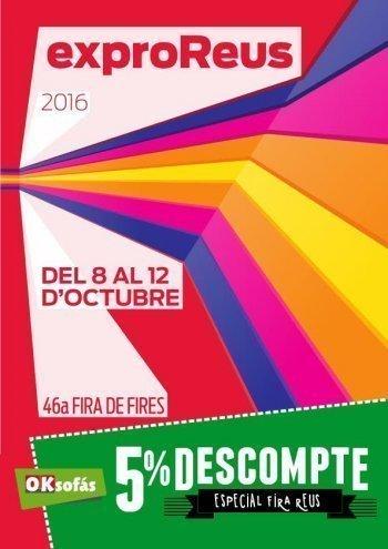 OKSofás en ExproReus 2016