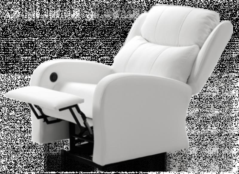 Sillón reclinable modelo Alcor detalle