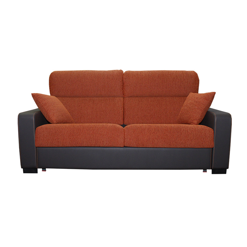 Cama modelo lola for Sofa 2 plazas bony