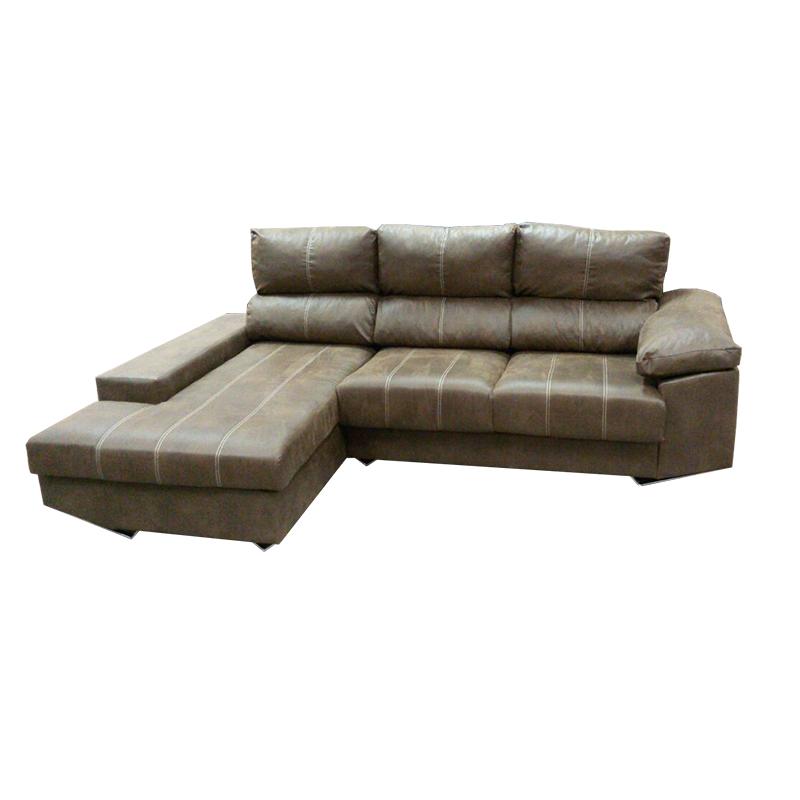Chaiselongue modelo nova for Sofa 2 plazas mas chaise longue