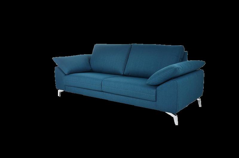 sofá Elegante líneas esenciales detalle