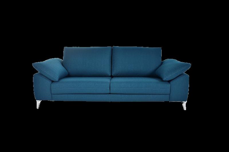sofá Elegante líneas esenciales