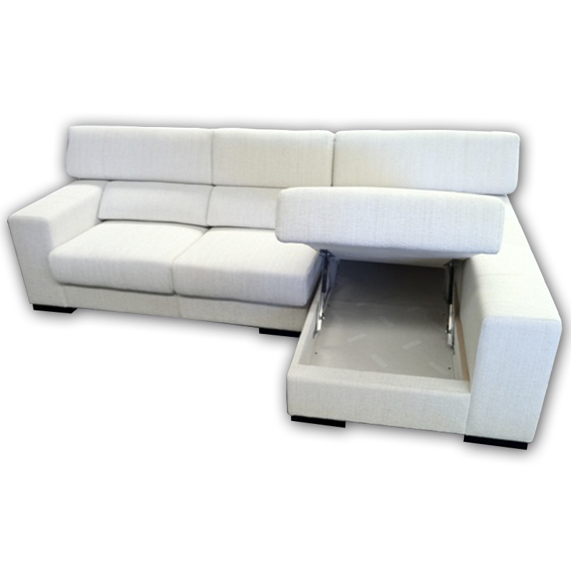 Chaiselongue modelo algarve for Sofas cheslong baratos