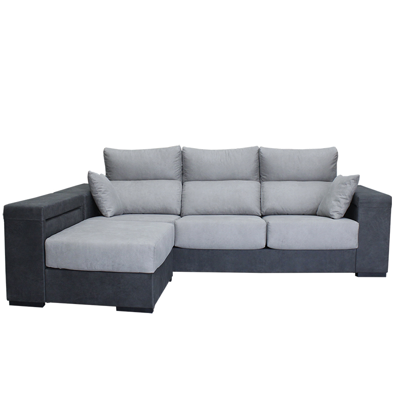 Chaiselongue modelo cibeles xl for Sofas cheslong baratos