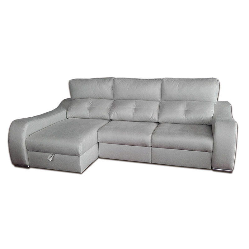 Chaiselongue modelo indico for Sofas cheslong baratos