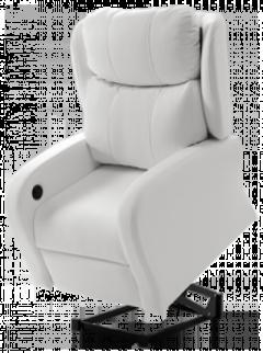 Sillón reclinable modelo Alcor detalle 2