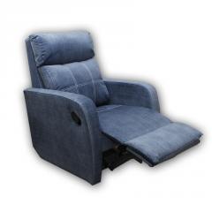 Sillón relax con sistema eléctrico modelo Oporto fundas de asiento y de respaldo desenfundables.