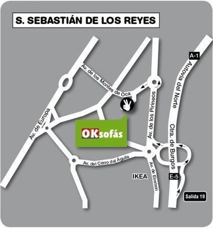 Tiendas muebles san sebastian de los reyes ikea san - Muebles san sebastian de los reyes ...