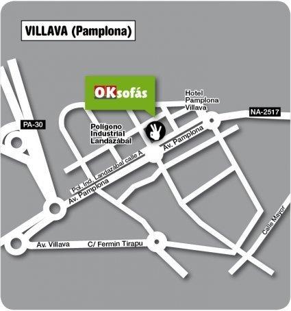 mapa tienda