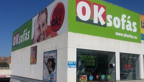 tienda sofas Murcia Sur