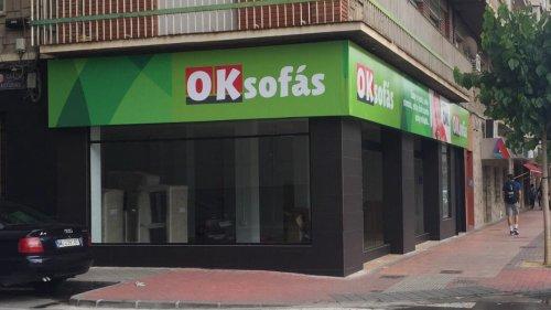 tienda sofas Murcia Norte