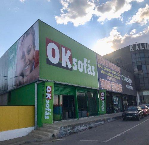 tienda sofas Gandía Alquería
