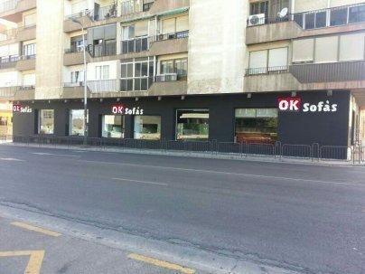 tienda sofas Almeria