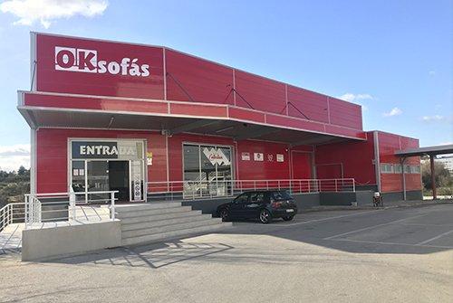 tienda sofas Chaves