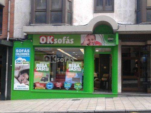 tienda sofas Oviedo II
