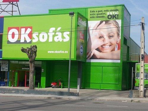 tienda sofas Terrassa Serra