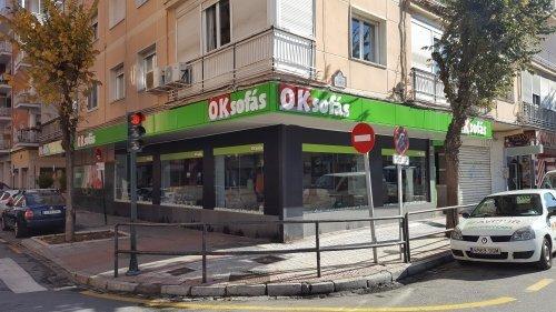 tienda sofas Granada-Arabial