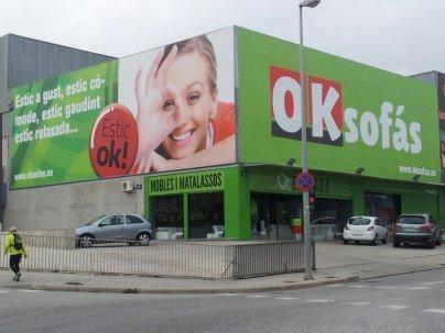 tienda sofas Montigalá-Badalona
