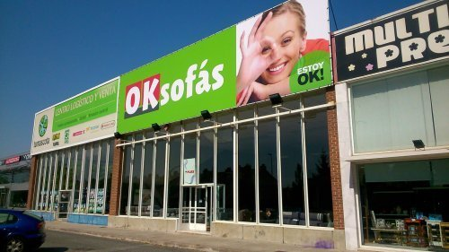 tienda sofas Pamplona