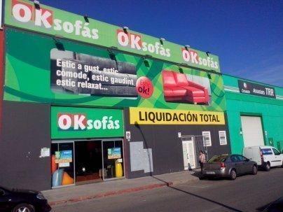 Tienda de sofás en Sabadell - OKSofás