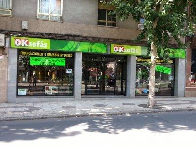 tienda sofas Puertollano