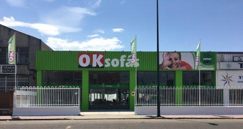 tienda sofas Valladolid