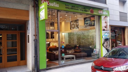 tienda sofas Gijón